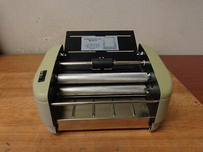 MARTIN YALE 7200 Auto Paper Folder WORKING Free Shipping !