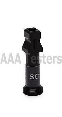 ODM AC 040B SC Bulkhead Adapter Tip Connector For VIS 300 Probe AC-040B