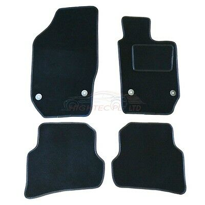 Seat Ibiza 6J 2008 onwards tailored 4pcs car floor mats non-slip carpet F5015