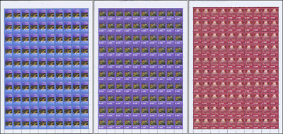 68 Years of Independence -SHEET (III)- (MNH)