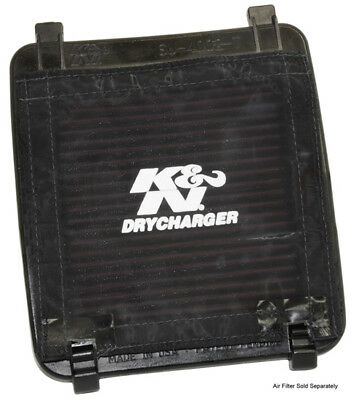 SU-4002-TDK K&N DRYCHARGER WRAP fits SUZUKI LTZ400 QUADSPORT 400 2003-2012  ATV