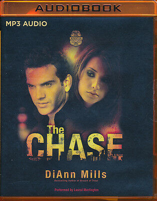 The Chase: A Novel - unabridged audio book on MP3-CD