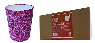 Make your Own Waste Basket Bin Making Kit 25cm Diameter x 30cm High
