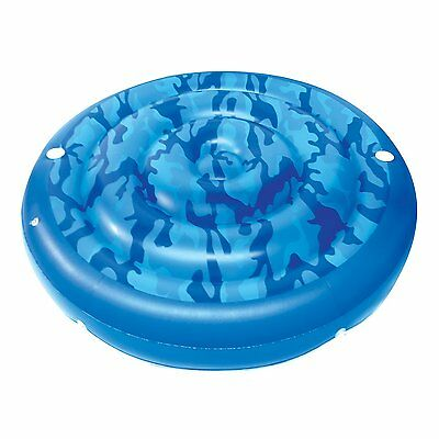 Swimline Giant Inflatable Sumo Island 3 Person Swimming Pool Float Raft | 16178
