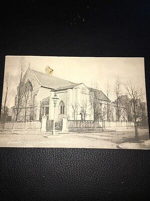 Antique Postcard Of St Margaret's Church Oxford Oxfordshire