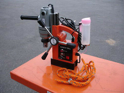 Variable Speed Portable Electro-Magnetic Base Power Drill