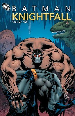 Batman: Knightfall, Vol. 1 New Paperback Book Doug Moench, Chuck Dixon, Alan Gra