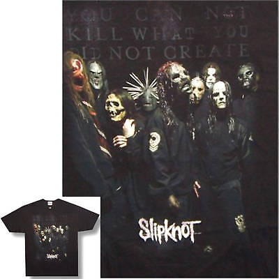 Slipknot What You Did Not Create T-Shirt Kids Youth Large New Official Sale