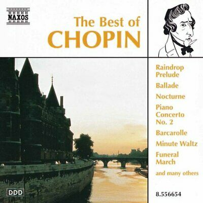 The Best of Chopin -  CD H5VG The Cheap Fast Free Post The Cheap Fast Free Post