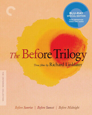 The Before Trilogy (Criterion Collection) [New Blu-ray] Ac-3/Dolby Digital, Di
