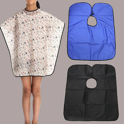 Hair Salon Cutting Barber Hairdressing Cape for Kids Haircut Hairdresser Apron