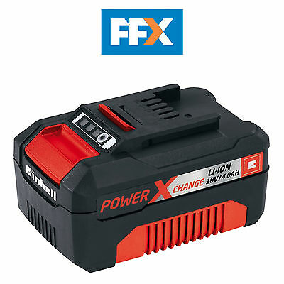 Einhell 4511396 PX-BAT4 Power X-Change Battery 18v 4.0Ah Li-Ion