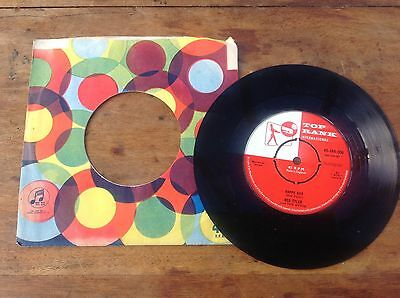 Red Tyler & The Gyros JUNK VILLAGE &  HAPPY SAX 'RARE' ACE Rcrd Top Rank JAR-306