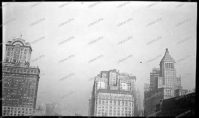 Vintage-Negativ-Manhatten-New-York-USA-Broadway-Standard Oil Building-1920s-2