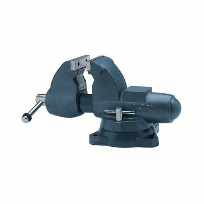Wilton WMH10200 Pipe and Bench Vise with Swivel Base, 3-1/2 in. Jaw Width New