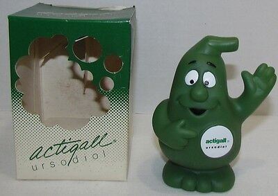 Actigall Gall Bladder Vinyl Ad Figure  In Box
