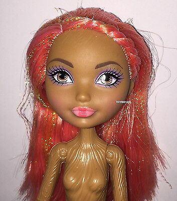 Ever After High Birthday Ball Cedar Wood Nude Doll w/ Pink Hair NEW for OOAK
