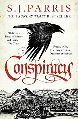 Conspiracy, Parris, S. J. Book The Cheap Fast Free Post