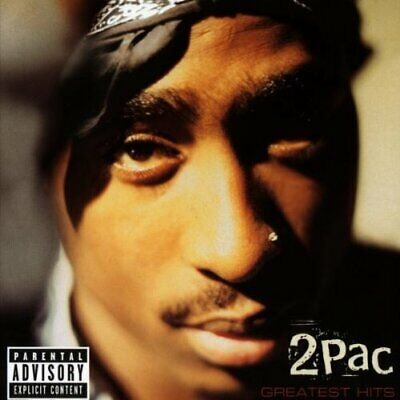 2Pac - 2Pac - Greatest Hits - 2Pac CD J2VG The Cheap Fast Free Post