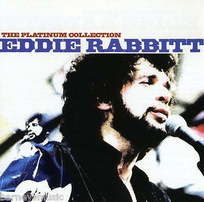 Eddie Rabbitt (New Sealed Cd) The Platinum Greatest Hits Collection Very Best Of