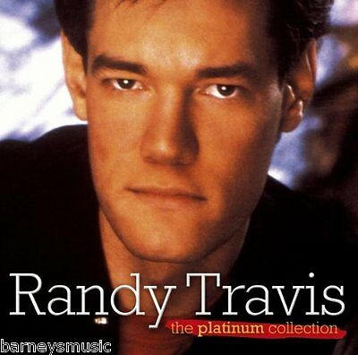 Randy Travis (New Sealed Cd) The Platinum Greatest Hits Collection Very Best Of