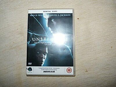 Unbreakable [DVD] - DVD  SKVG The Cheap Fast Free Post
