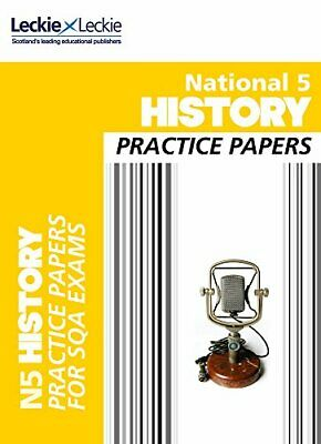 National 5 History Practice Papers for SQA Exams (Practice ... by Bagnall, Colin