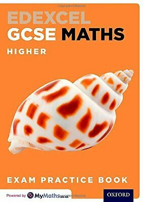 Edexcel GCSE Maths Higher Exam Practice Book by Gibb, Geoff Book The Cheap Fast