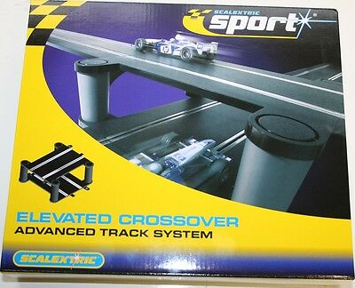 Scalextric Sport C8295 Elevated Crossover - Advanced Track System - NEW