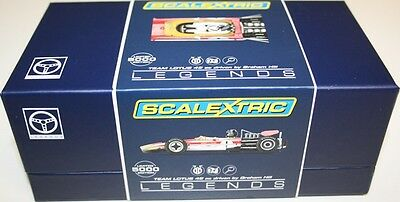 Scalextric C3701A Legends Team Lotus 49 - Graham Hill Nurburgring 1969 - NEW