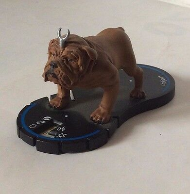 HeroClix Fantastic Forces #002  LOCKJAW  Experienced  MARVEL