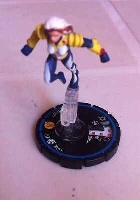 HeroClix Fantastic Forces #044  SONGBIRD  Experienced  MARVEL
