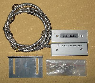 + Sentrol 2505A-L 2500 Series Surface Mount Magetic Contact Free Shipping