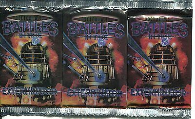 Exterminator  Doctor  Who Battles In Time Base / Basic Cards Choose