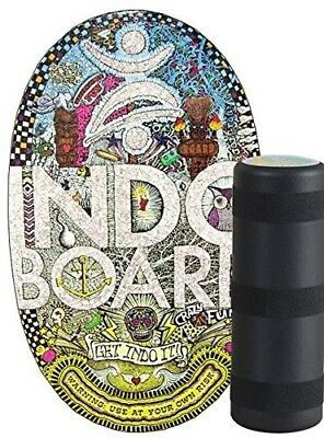 Indo Board Color Graphic w/ Roller Doodles Short