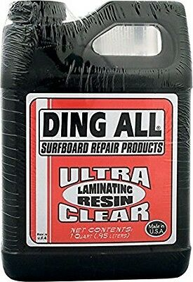 DING ALL 1 QUART LAMINATING RESIN UltraClear