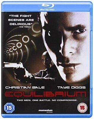 Equilibrium [Blu-ray] - DVD  E4VG The Cheap Fast Free Post