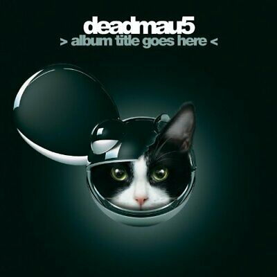 deadmau5 - > album title goes here < - deadmau5 CD 1IVG The Cheap Fast Free Post