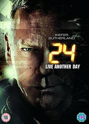 24: Live Another Day [DVD] [2014] - DVD  EOVG The Cheap Fast Free Post