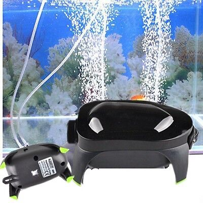 Flüsterleises Efficient Aquarium Oxygen Fish Aquarium Luftpumpe Air Pump