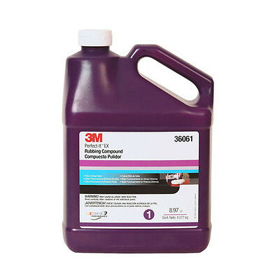 3M Perfect-It EX Rubbing Compound Gal. 36061 new
