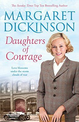 Daughters of Courage by Dickinson, Margaret Book The Cheap Fast Free Post