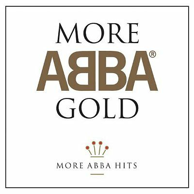 Abba More Abba Gold Greatest Hits Cd Album (2008)