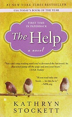 The Help by Stockett Kathryn Book The Cheap Fast Free Post