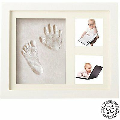 Baby Hand & Footprint Frame Diy Project From Beginner To Experienced Crafters