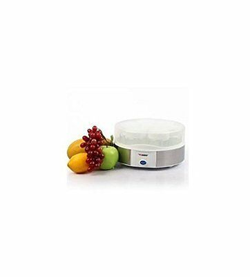 Electric Yogurt Maker- make up to 7 different flavors using 7 yogurt containers