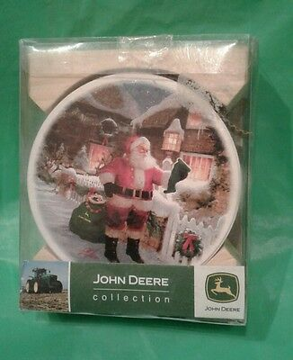 John Deere Collection Absorbent Coaster Set