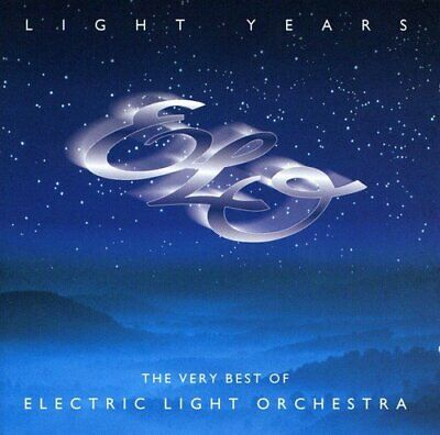 Light Years: The Very Best of Electric Light Orchestra (1997) -  CD FDVG The The