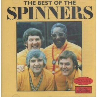 The Spinners - The Best of the Spinners - The Spinners CD 6OVG The Cheap Fast