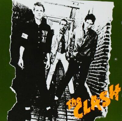 The Clash - The Clash [UK Version] - The Clash CD QFVG The Cheap Fast Free Post